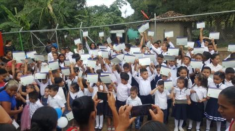 Children's CHE graduation Class 2019